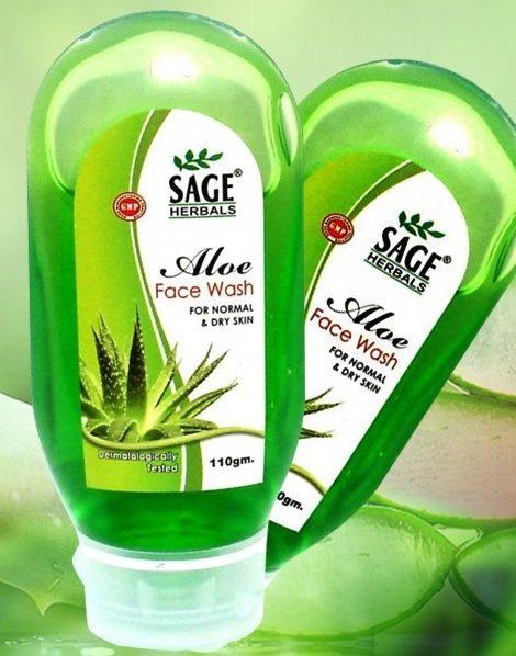 Aloe Vera Facewash